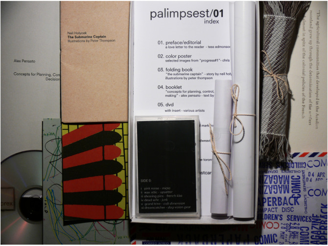 Palimpsest Magazine