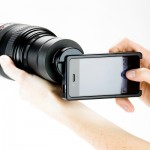 Random image: iphone slr mount