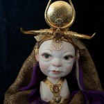 Random image: Doll (head) - Heidi Taillefer