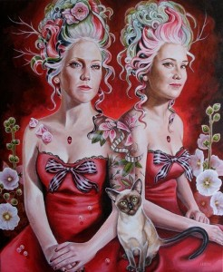 The Twins - Edith Lebeau