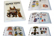 We Are Paper Toys! Book