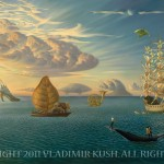 Random image: Mythology - Vladimir Kush