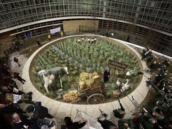 Greenpeace Million Names - Kurt Wenner